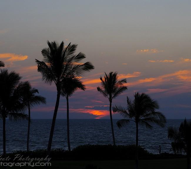 Koloa Sunset on Kauai