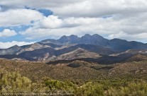 Mountain Vista from Forest Road 143, Arizona