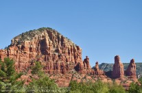 Sedona red Rock