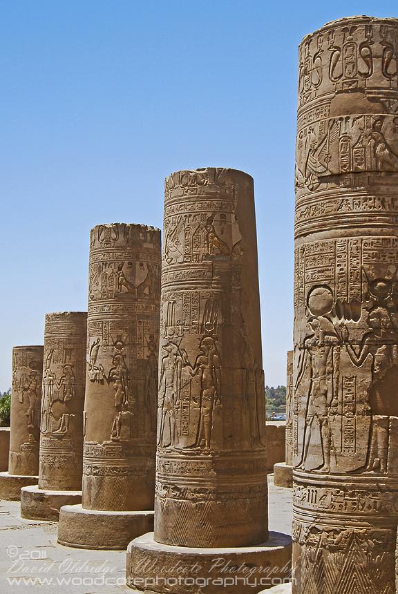 Komombo Temple, Egypt
