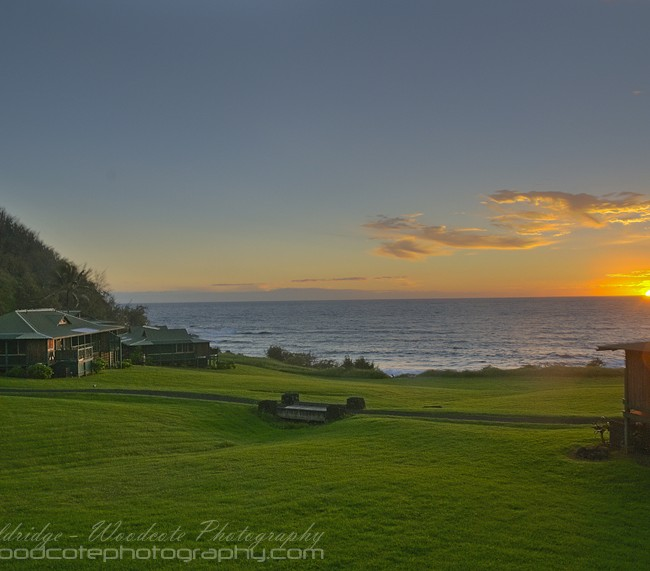 Awakening – on East shore of Maui