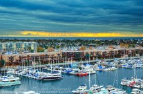 Marina Del Ray, Los Angeles, California