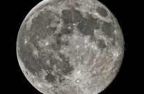 2013's Super Moon on 13th June