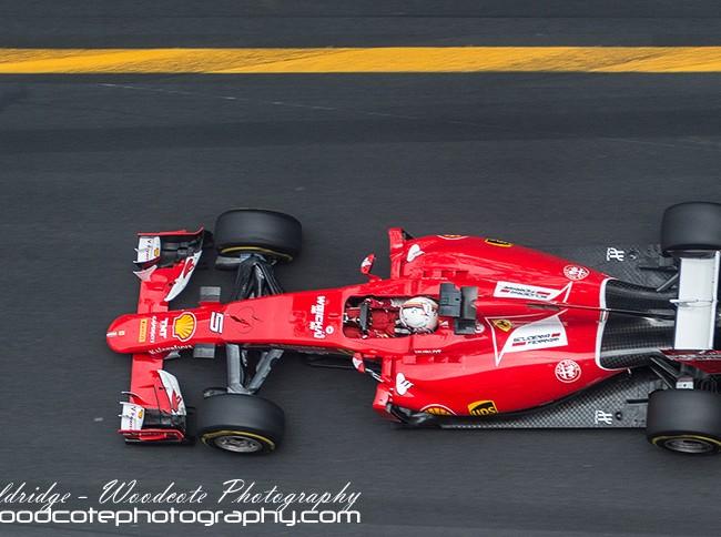 Sebastian Vettel – Scuderia Ferrari