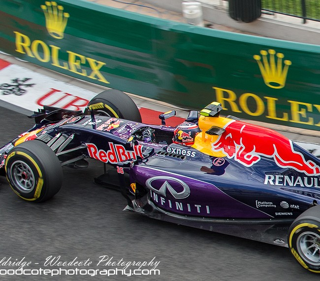 Daniil Kvyat – Infiniti Red Bull Racing