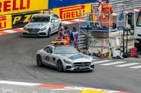 Berndt Maylander – F1 Safety car