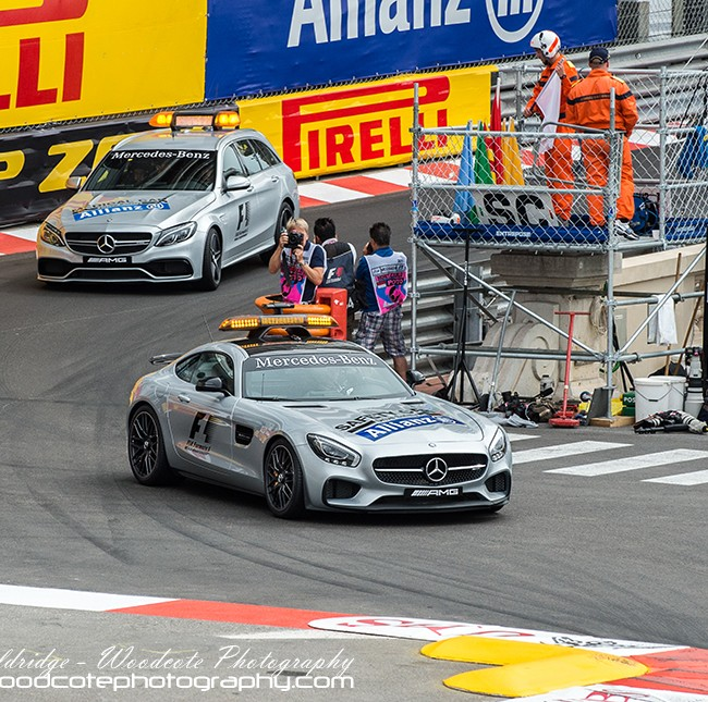 Berndt Maylander – F1 Safety car