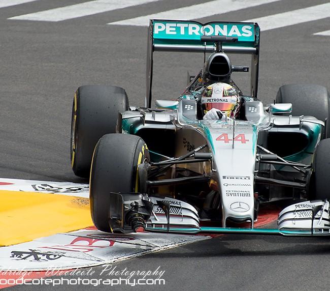 Lewis Hamilton – Mercedes AMG Petronas