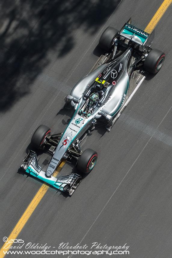 Nico Rosberg – Mercedes AMG Petronas