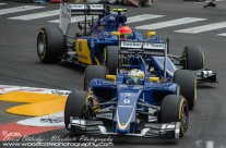 Felipe Nasr and Marcus Ericsson – Sauber F1 Team