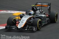 Sergio Perez – Sahara Force India
