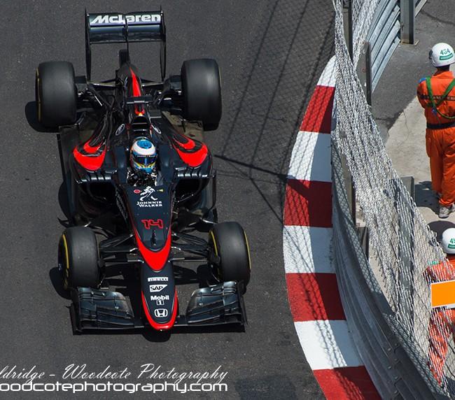 Fernando Alonso – McLaren Honda